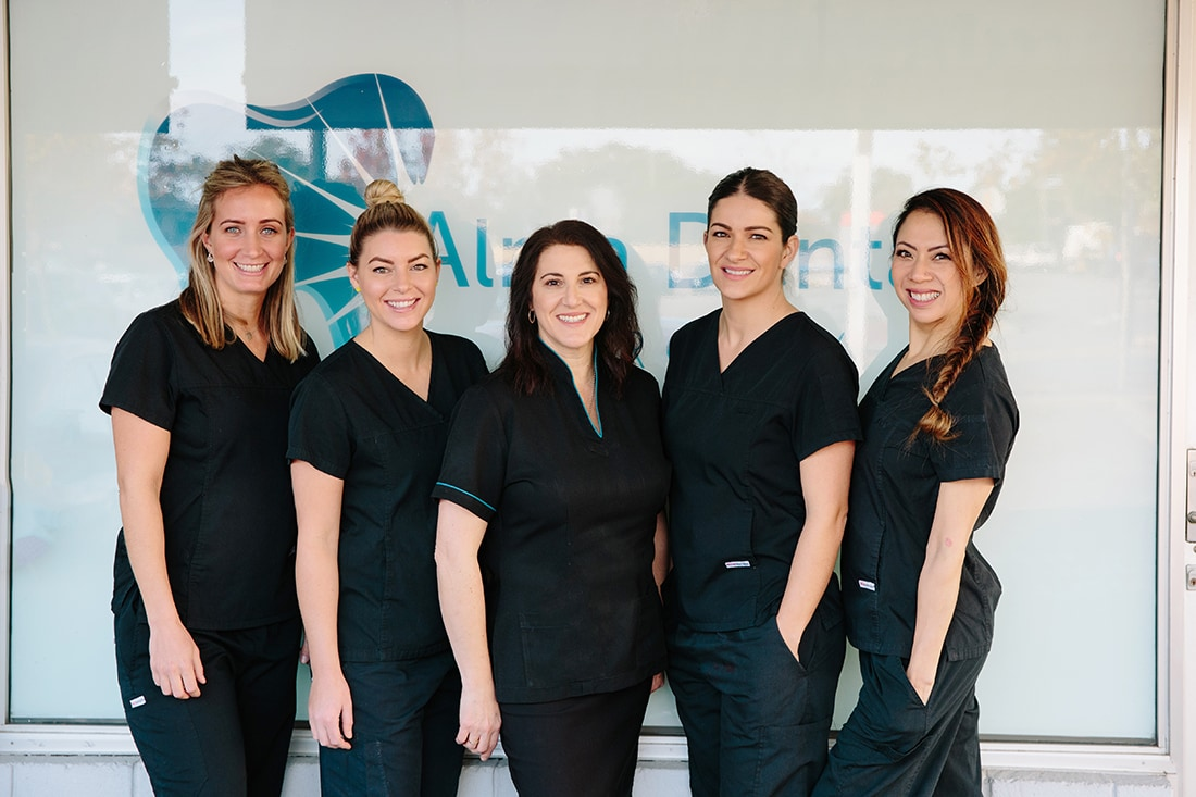 Alma Dental - Fitzgerald Street, North Perth
