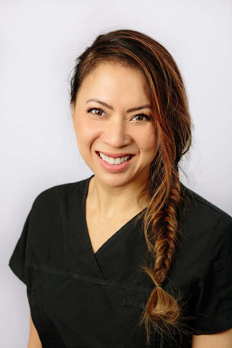 Dr. Dee-Anna Luong - Dentist at Alma Dental, North Perth